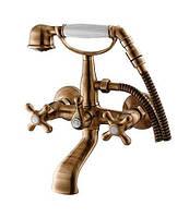 Смеситель для ванны и душа Welle Amalia 27011T4HO
