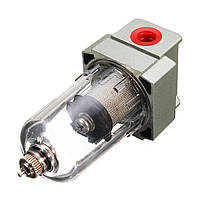 Масло Водяной сепаратор воздуха Компрессорная ловушка для дизеля Нагреватель Часть 5мм Насадка