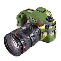 PULUZ PU7101 Soft Силиконовый Защитный Чехол для Canon EOS 6D DSLR камера