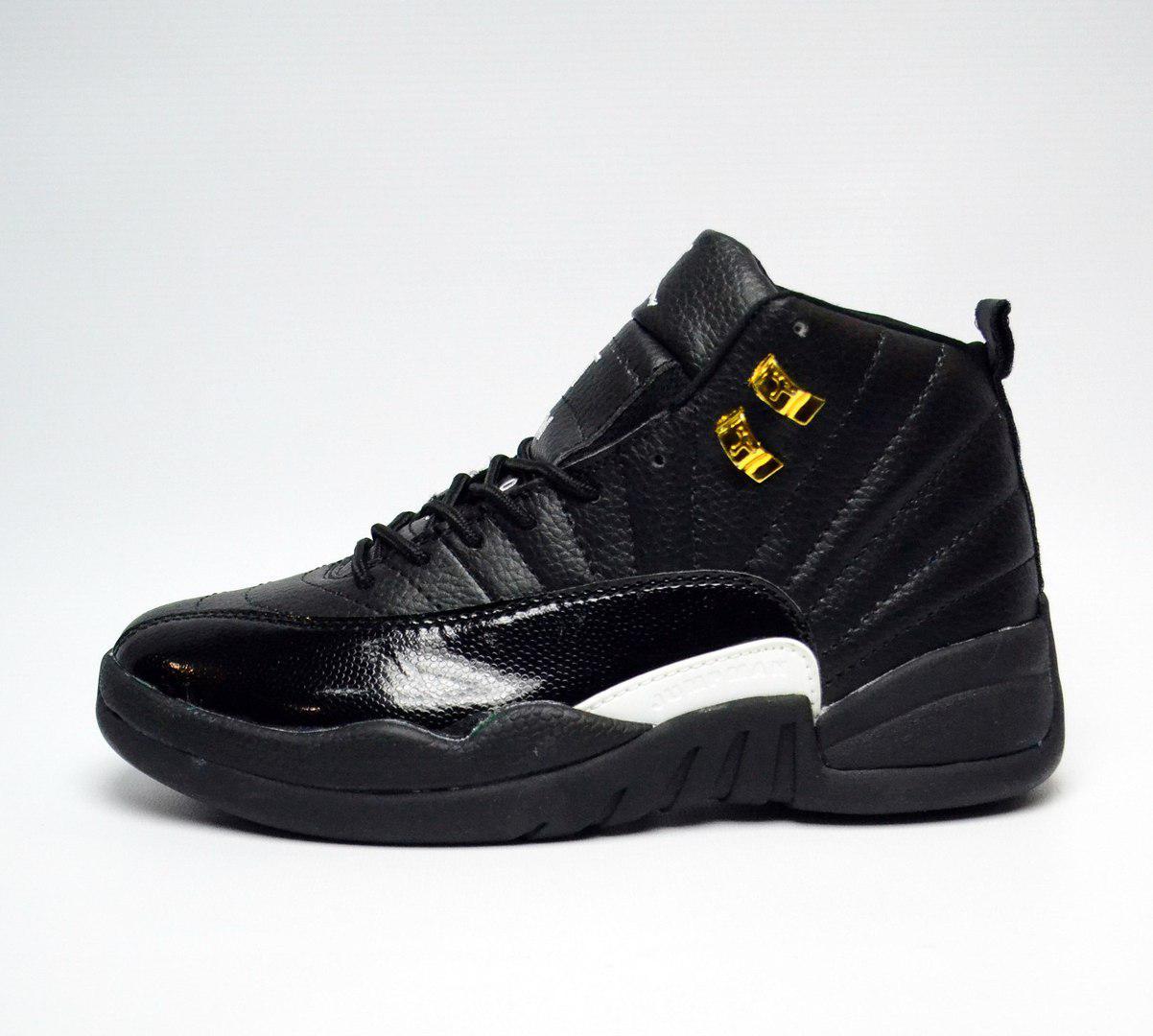 Стильные мужские кроссовки Найк аир Джордан ретро, черные кроссовки Nike  Jordan (реплика) - 112038ddc1c