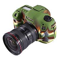PULUZ PU7102 Soft Силиконовый Защитный Чехол для Canon EOS 5D Mark III 5D3 DSLR камера