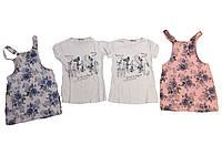 Комплект-двойка для девочки, F&D, размеры 134/140-158/164 рр , арт.3588