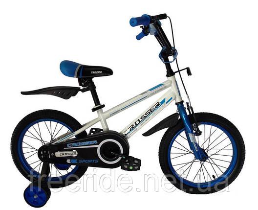 Детский Велосипед Crosser Sports 16, фото 2