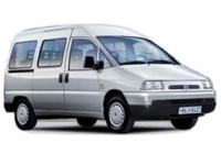 Стекло лобовое, заднее, боковые для Fiat Scudo (Минивен) (1996-2006)