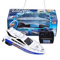 4CH Мини Радио Дистанционное Управление RC Электрические высокоскоростные гонки Лодка Корабль Kids Toy