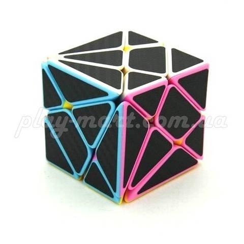 Кубик Рубика Carbon Ghost Cube Color