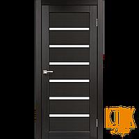 """Межкомнатная дверь коллекции """"Porto"""" PR-01 (венге)"""