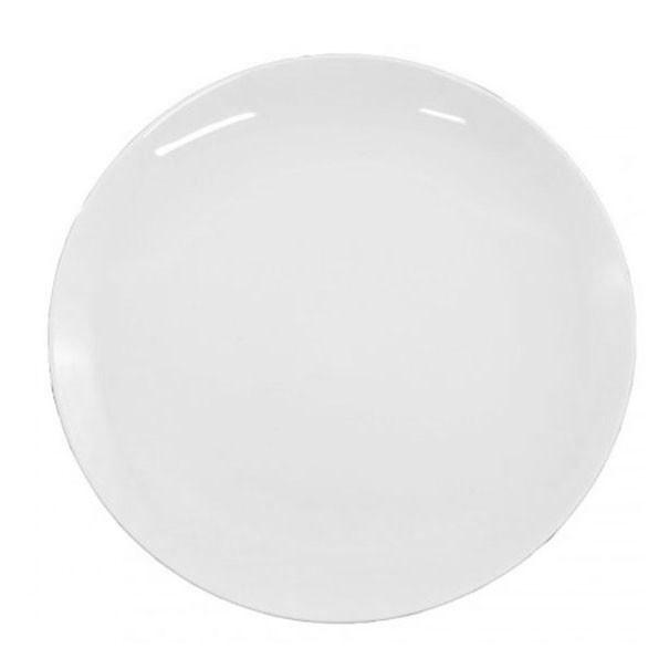 Тарелка фарфоровая мелкая 260 мм.