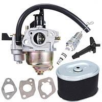 Карбюратор Карбонный фильтр Набор Для Honda GX120 GX160 5.5HP GX200 6.5HP 168F - 1TopShop