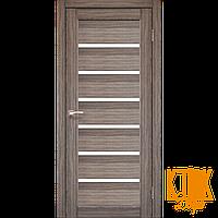 """Межкомнатная дверь коллекции """"Porto"""" PR-01 (дуб грей)"""