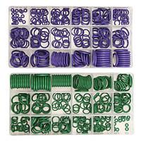 Suleve ™ MXRW1 R22/R134a Кольцевые резиновые кольца для кондиционирования воздуха Водонепроницаемая шайба 270 шт.
