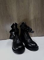 Стильные демисезонные ботинки Fabio Monelli T280-A517. , фото 1