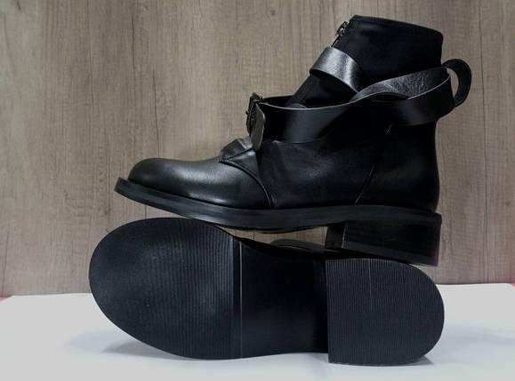 Стильные демисезонные ботинки Fabio Monelli T280-A517. , фото 2