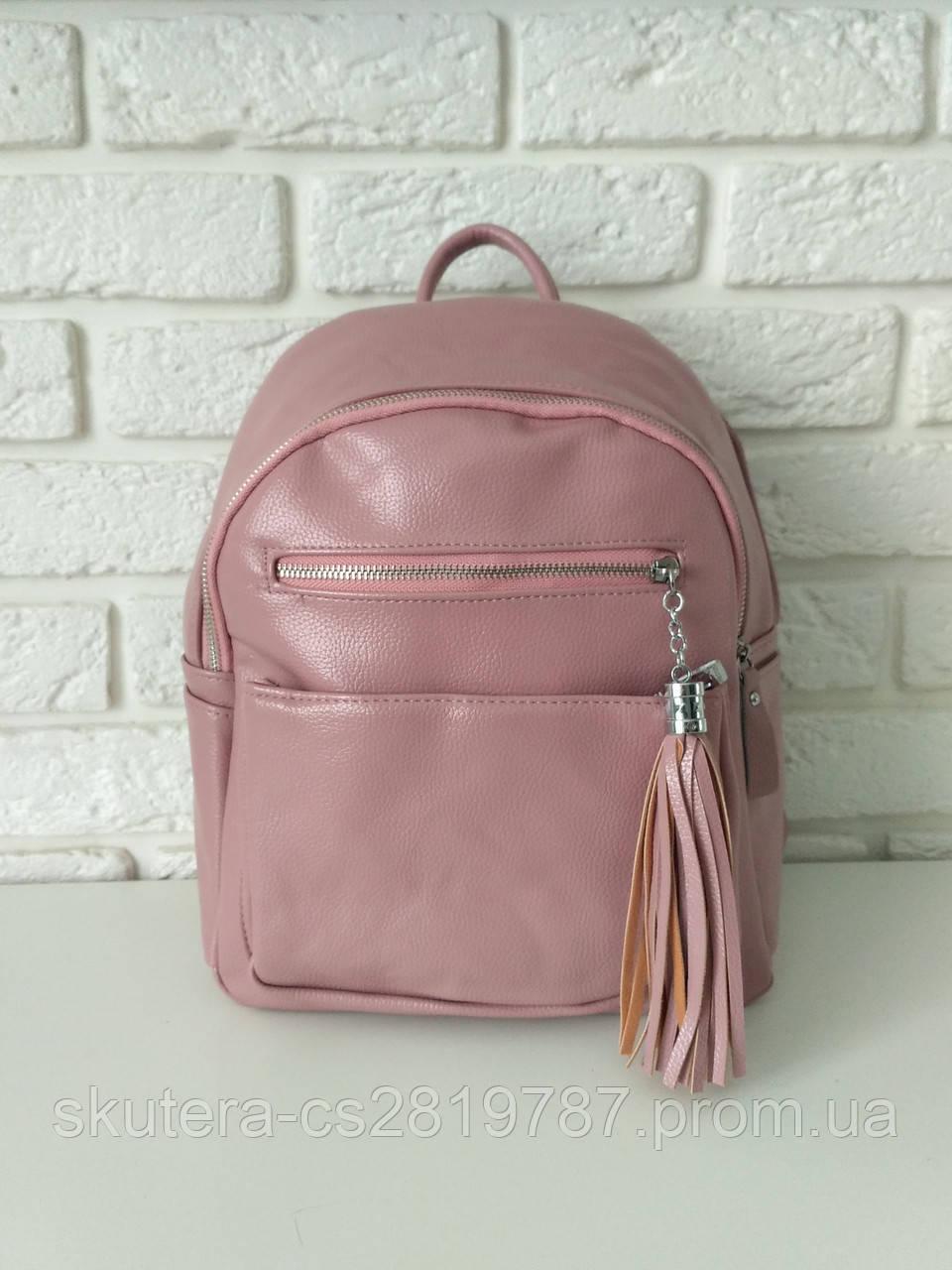 Женский Повседневный Рюкзак-сумка (трансформер)