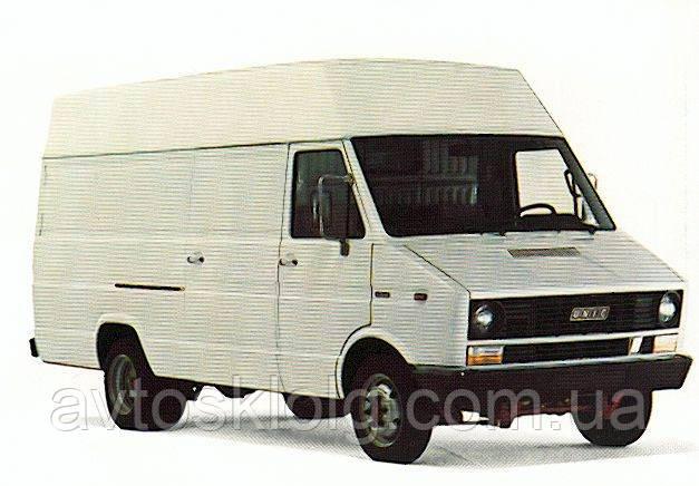 Стекло лобовое, заднее, боковые для Fiat Daily (Минивен) (1978-1999)