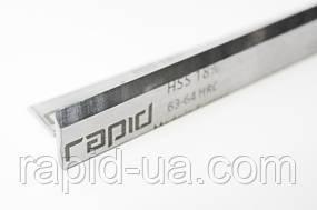 Строгальный фуговальный нож HSS 18% 40*15*3 (40х15х3)