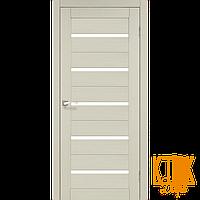 """Межкомнатная дверь коллекции """"Porto"""" PR-02 (дуб беленый)"""