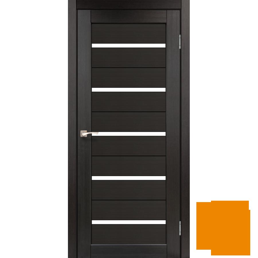 """Міжкімнатні двері колекції """"Porto"""" PR-02 (венге)"""