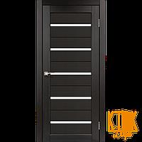 """Межкомнатная дверь коллекции """"Porto"""" PR-02 (венге)"""