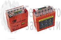 АКБ 12V 5А гелевый,119x60x128,с индикатором заряда) OUTDO