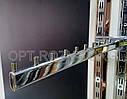 """Кронштейн (Флейта) овальная """"ровная"""" на перемычку, фото 2"""