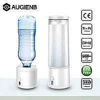 WH02 Портативный Smart Hydrogen-Rich Cup Генератор воды Производитель ионизаторов Здоровая щелочная энергетическая чашка