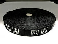 Размерная лента вышитая (1000 шт) 52