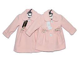 Пальто дитяче для дівчинки