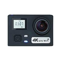 AT-N460 4K 170 градусов Широкий угол Ultra HD WiFi Gyro Анти Shake FPV Действие камера С Дистанционное Управление
