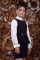 Сарафан шкільний для дівчинки 6549-1