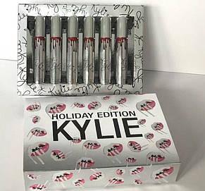 Подарунковий набір помад Kylie Holiday Edition, фото 2