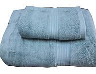 Набор махровых полотенец Galata светло-голубой