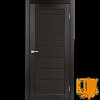 """Межкомнатная дверь коллекции """"Porto"""" PR-05 (венге)"""
