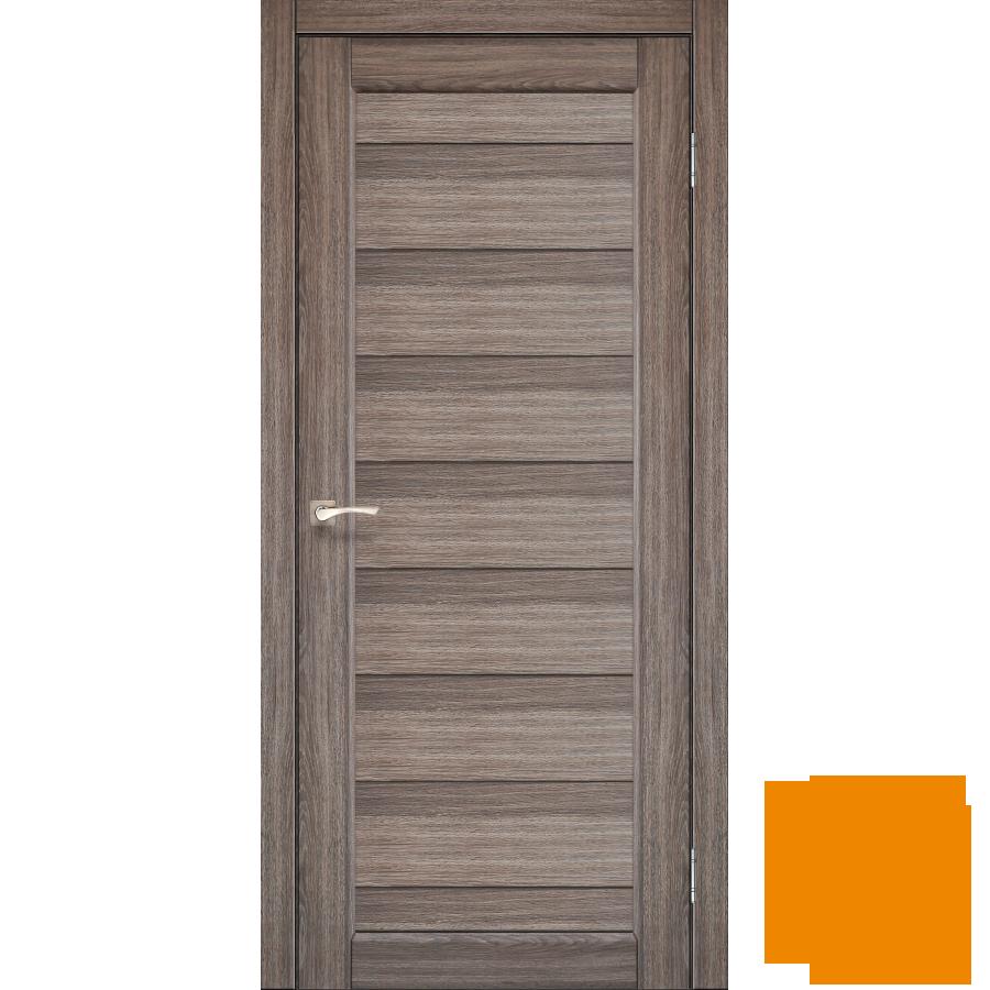 """Межкомнатная дверь коллекции """"Porto"""" PR-05 (дуб грей)"""