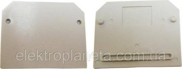 Пластина боковая 4 мм