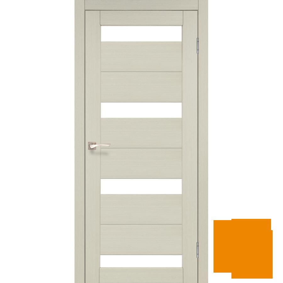 """Межкомнатная дверь коллекции """"Porto"""" PR-06 (дуб беленый)"""