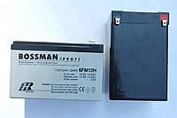 Аккумулятор 12V 12Ah Bossman profi 6FM12H - LA12120