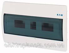 Щиток розподілу (щиток під автомати) ВС-U-1/18-ECO Eaton / Moeller внутрішній
