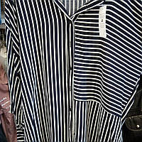 Женская блуза батал шелк из италии