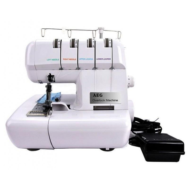 Швейный оверлок AEG 4000