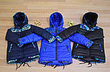 Курточка детская демисезонная Брендон для мальчика(98-104-110-116см.), фото 4