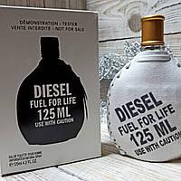 Духи Тестер Diesel Fuel For Life Eau De Toilette Vaporisateur Natural Spray 125ml.