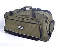 Стильная дорожная сумка Ding Zhi оливковая