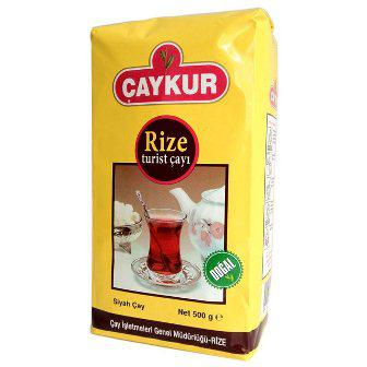 Турецкий чёрный чай Caykur Rize Black Tea