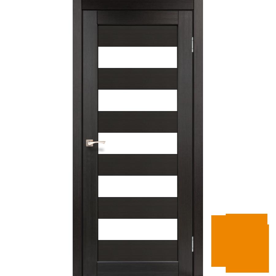"""Міжкімнатні двері колекції """"Porto"""" PR-08 (венге)"""