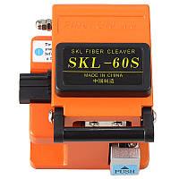 Raitool SKL-60S Оптический нож для резки волокон FTTH Высокоточный волоконный рассеиватель с мешком