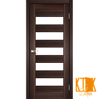 """Межкомнатная дверь коллекции """"Porto"""" PR-08 (орех)"""