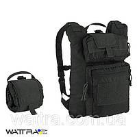 Рюкзак тактический Defcon 5 Rolly Polly Pack 24 (Black) NATO CAGE CODE AG427