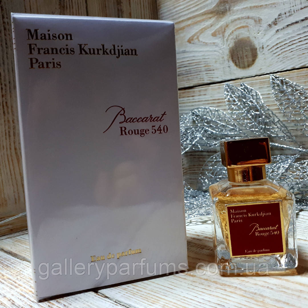 купить Maison Francis Kurkdjian Paris Baccarat Rouge 540 Eau De