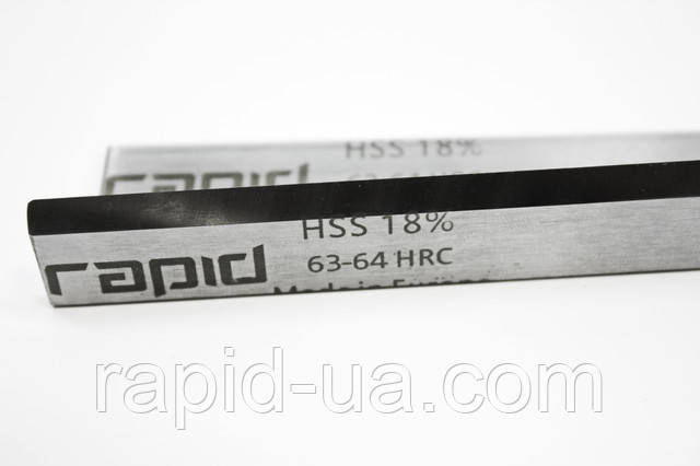 Стругальний ніж 460*16*3 (460х16х3) HSS 18%